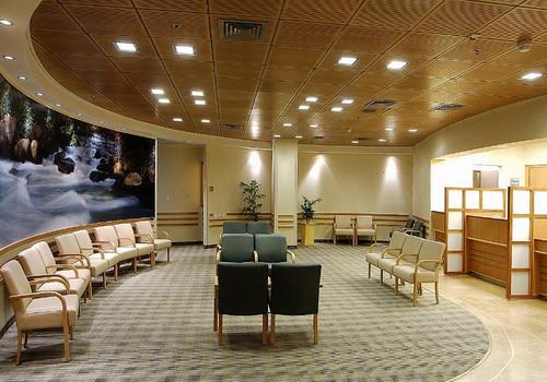 Онкологический центр Давидов - холл